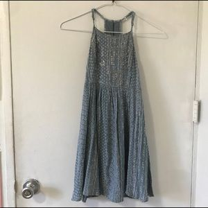 Hollister Light Blue Dress